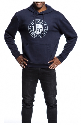 Sweat marine gris TFC
